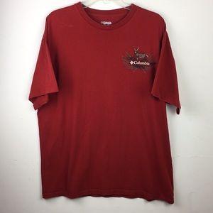 Columbia PHG Live to Hunt Deer T-Shirt Skull Rack